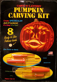 Spongebob Pumpkin Carving Kit by Index Of Graphics
