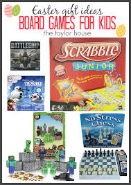 Easter Gift Ideas Board Games For Kids