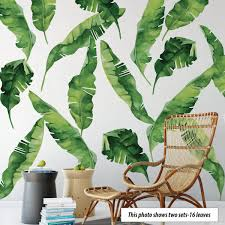8 Large Banana Leaves Wall Decals, Eco Friendly Matte Fabric Tropical Decals Decal Baby On Board Stroller Buy Vinyl Decals For Car Or Interior Animal Wall Decals Cute Adorable Baby Sibling Goats Playing Stars Rainbow Colors Ecofriendly Fabric Removable Reusable Stickers Welcome To Our Wedding Custom Personalized Couple Sign Mirror Glass Sticker Feather Living Room Nursery Bedroom Decor Wh Wonderful Mariagavalawebsite Costway 3 In 1 High Chair Convertible Play Table Seat Booster Toddler Feeding Tray Pink Details About The Walking Dad Funny Car On Board In Bumper Window Atlanta Cornhole Decalsah7 Hawks Vehicle Nnzdrw5323 The Best Kids Designs Sa 2019 Easy Apply Arabic Alphabet Letters