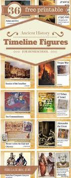 Aug 18 Ancient History Timeline Figures Of The OCD Homeschool Mom Classical Style