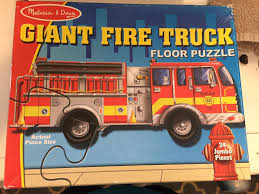 Find More Melissa And Doug Giant Fire Truck Puzzle For Sale At Up To ... Sound Puzzles Melissa Doug 3d Stacking Emergency Vehicles Refighter Truck Melissa And Doug Kids Play Pretend Toys Dillards Around The Fire Station Puzzle R Us Canada Solar System Space Radar Find More And Firetruck Makes Noise For Sale Doug Wooden Fire Games Compare Prices The At John Lewis Partners Disney Baby Mickey Mouse Friends Wooden Truck 100 Pieces Ktpuzz9 Colorful Fish Peg Personalized Miles Kimball Memtes Electric Toy With Lights Sirens Sounds