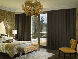 Patio Door Curtains For Traverse Rods by Decorating Window Coverings For Sliding Glass Doors