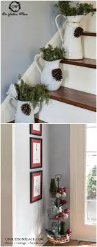 25 Gorgeous Farmhouse Inspired DIY Christmas Decorations For A