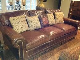 Craigslist Leather Sofa Dallas by Hancock U0026 Moore Leather Sofa 1500 Classic Couches U0026 Chairs
