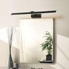 bad spiegelleuchten spiegel scheinwerfer perforiertes
