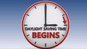 Daylight Savings Time 2017