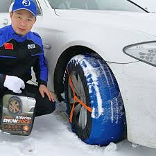 100 Snow Chains For Trucks Amazoncom Atliprime Fabric Snow Chain Textile Tire Chains Auto