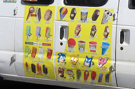Ice Cream Truck Menus! - Gallery | EBaum's World Creamy Dreamy Ice Cream Trucks Value And Pricing Rocky Point Big Bell Cream Truck Menus Creamery Pinterest Best Photos Of Truck Menu Prices Dans Waffles Dans Waffles Services Chriss Treats A Brief History The Mental Floss Ice In Copley Square Boston Kelsey Lynn I Scream You We All For Carts At Weddings The Mister Softee So Cool Bus Parties Allentown Lehigh Valley