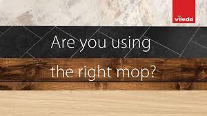 Steam Mop On Laminate Hardwood Floors by Vileda Know Your Floors Laminate Youtube