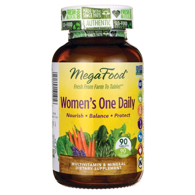 MegaFood Women's One Daily - 90 Tablets