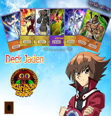 Jaden Yuki Deck List by Yu Gi Oh Gx Jaden Deck Instadeck Us