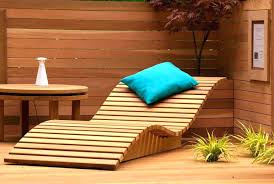 Pool Loungers Wooden Chairs Chaise Lounge Wood Rocking