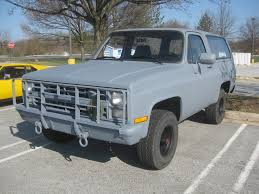 Chevrolet K5 Blazer M1009 CUCV | Former US Military Truck. L… | Flickr 1971 Chevrolet Blazer Black 4wd Show Truck American Dream Machines Curbside Classic K5 It Refined The Suv Genre For 15500 Could This 1982 Chevy Dually Be Your New Is Vintage You Need To Buy Right Pin By John Cline On Pinterest Blazers K5 And 4x4 1979 Overview Cargurus Turned Into A Yshort Bed Pickup Custom Chevy Wikipedia Cafaros Ramblings Past Project Blazer Mud Truck Youtube