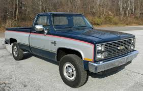 1984 Chevrolet Truck 1984 Chevrolet Silverado Hot Rod Network Truck 84ch4619c Desert Valley Auto Parts Vintage Motorcars 7891704f0608fc Low Res For Chevy M1008 Cucv D30 4x4 Military 39000 Original Miles Rm Sothebys C10 Shortbed Auburn Fall 2012 K10 Ideal Classic Cars Llc 278 Tpa Youtube Ck For Sale Near Cadillac Michigan 49601 Pickup Truck Item A6564 Sol Shortbed Sale Autabuycom Scottsdale Coub Gifs With Sound