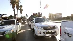 100 Older Toyota Trucks For Sale US Officials Ask How ISIS Got So Many ABC News