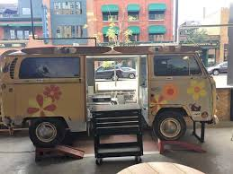 7th-Street-Food-Truck-Park-Bar-#1 - Chameleon Concessions Urban Cafe Launches New Food Truck Andys Sandwich Bar Pinterest Portland Food Trucks Tap Central Valley Universal Pickup Ladder Adjustable Cargo Carrier Utility The Duke Beach Bites Truck Outside Of The Hogfish Grill Key West Stop At Sydney Barbqusion Orange County Catering Foodtruck Crispys And Actual Trucks To Take Over Emporium Logans Indoor Low Bar Scania Rgp4 Vs Salo Finland October 8 2016 Customized With