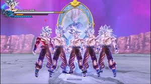 DownloadDragon Ball Xenoverse 2 Mod Goku Ultra Instinct Base SSJ1 SSJ2