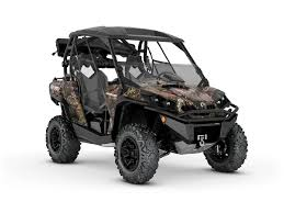 100 Mossy Oak Truck Accessories 2018 CanAm Commander Hunting Edition 1000R Naples