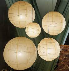 Wedding Paper Lanterns Artistic shaped Paper Lanterns
