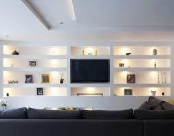 Living Room Corner Ideas Pinterest by Living Room Corner Tv Shelves Awesome Contemporary Living Room