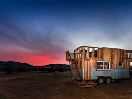 100 Mojave Desert Homes Tiny House In The Near Death Valley The Peacock Jean
