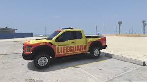 Baywatch F150 Truck (From 2017 Movie) [ELS] - GTA5-Mods.com