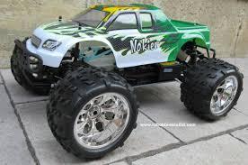 RC Nitro Truck 1/8 Scale Radio Control Nokier 3.5cc 4WD 2 Speed 2.4G ...
