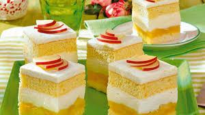 apfelkuchen mit quark und sahne
