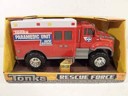100 Emergency Truck Amazoncom NEW Tonka Lights Siren Sounds Rescue Force Red