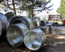 Galvanized Stock Tank Bathtub by Decor Ideas 16 Round Galvanized Stock Tank Living With Water