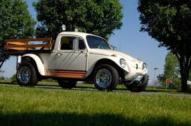 100 Vw Bug Truck When You Cant Make Up Your Mindbug Or Truck Kewl Things With