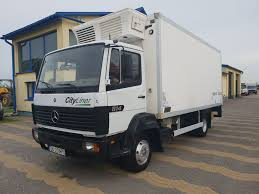 MERCEDES-BENZ 814 Eco Power Exportamos A Paraguay Refrigerated ... 2019 New Hino 338 Derated 26ft Refrigerated Truck Non Cdl At 2005 Isuzu Npr Refrigerated Truck Item Dk9582 Sold Augu Cold Room Food Van Sale India Buy Vans Lease Or Nationwide Rhd 6 Wheels For Sale_cheap Price Trucks From Mv Commercial 2011 Hino 268 For 198507 Miles Spokane 1 Tonne Ute Scully Rsv Home Jac Euro Iv Diesel 2 Ton Freezer Sale 2010 Peterbilt 337 266500
