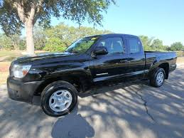 Used Toyota Pickup Trucks Unique 2015 Used Toyota Ta A 2wd Access ...