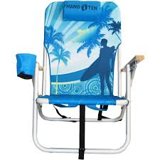 Panama Jack Beach Chair Backpack by Hang Ten Backpack Beach Chair Sunset By Hang Ten Low Seat Sand
