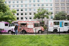 100 Food Trucks In Dc Today Rain Or Shine These Food Trucks Have Curb Appeal The