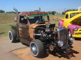 Rat Rods And Pick-up Trucks Are The New Wave In Rodding. | Motor Monthly