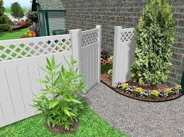 Decorative Garden Fence Panels Gates by Garden Ideas Fence Gate Yard Fencing Front Yard Fence Ideas