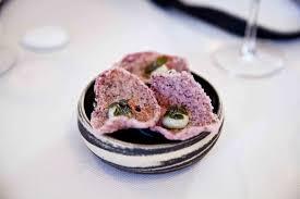 comment cuisiner les pommes de terre de noirmoutier un déjeuner terre mer chez alexandre couillon autour la
