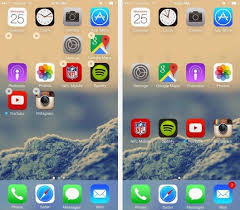 Free Tools How to move or rearrange iPhone home screen app icons