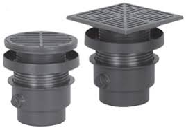 Sioux Chief Floor Drain Replacement Strainer by Finish Line Adjustable Drains And Cleanout Systems