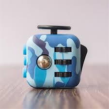 About This Item Features For All Those Of You Out There With Problems Clicking Rolling Spinning And Fidgeting During Meetings Theres Fidget Cube The