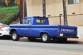 100 1960 Chevy Truck Chevrolet C20 Pickup LA Car Spotting