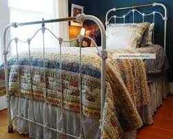 Wesley Allen Headboards Only by Antique Iron Beds Antique Iron Brass Twin Day Bed Vintage White