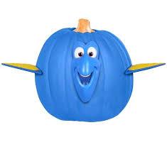 Pumpkin Push Ins Decorating Kit by Disney Pixar Finding Dory Push In Pumpkin Decorating Kit Ebay