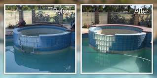 swimming pool tile cleaning ontario pool tile cleaners