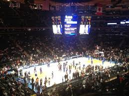Celebrity row Picture of Madison Square Garden New York City