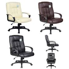 New Swivel Executive Office Furniture Computer Desk Office Chair In ...