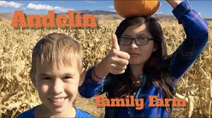 Pumpkin Patch Reno Sparks Nv by Andelin Family Farms Sparks Nv Kid Video Reviews Youtube