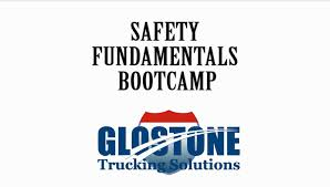 100 Trucking Solutions Safety Fundamentals Bootcamp Glostone YouTube
