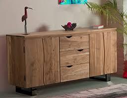 sedex gaya sideboard kommode anrichte wohnzimmerschrank konsole akazie massivholz